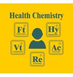 Health lifestyle relative image vector