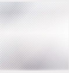 light gray halftone background vector image