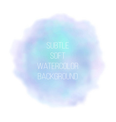 Olorful abstract background soft blue and purple vector