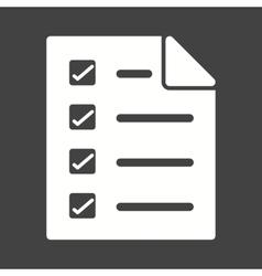 Ballot Paper vector