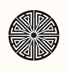 Sacred geometry 0145 vector