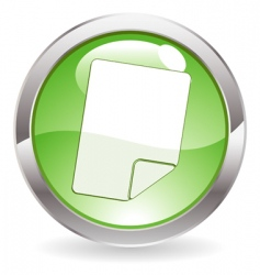 note icon vector image vector image