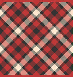 Classic tartan seamless patterns vector