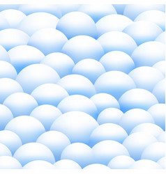 seamless texture clouds vector image
