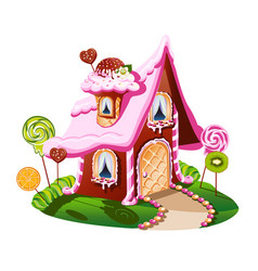 Sweet little house vector