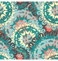 Seamless Oriental print vector image