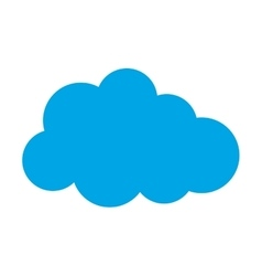 Clouds weather sky vector