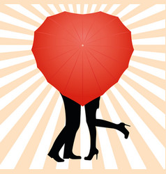 Love story vector