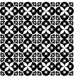 royal pattern the seamless background vector image