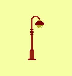 Street light icon street lamp vector