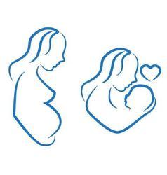 motherhood vector image vector image