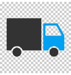 Shipment Van Eps Icon vector image vector image