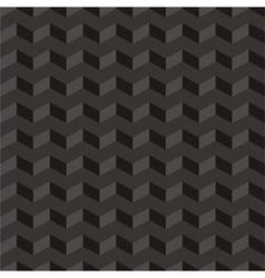Aztec Chevron dark seamless pattern or background vector