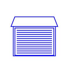 Garage vector