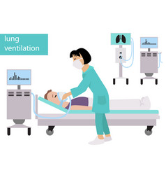 Lung ventilation quarantine stop coronavirus vector
