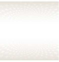 white and grey abstract perspective background vector image vector image