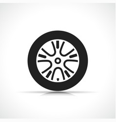 auto symbol icon design vector image