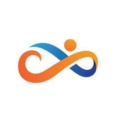 Infinity Logo vector