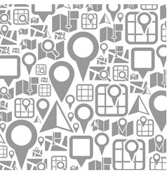map background vector image