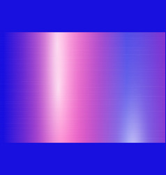 Violet metallic gradient with highlights vector