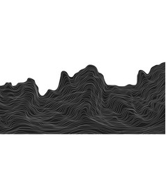abstract black and white background dynamic vector image
