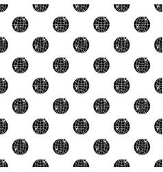 Globe pattern vector