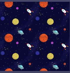 planet wallpaper vector image