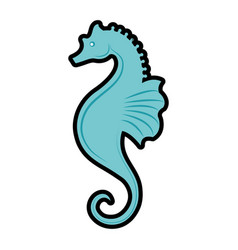 Sea life style design vector