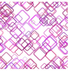 seamless square background pattern vector image
