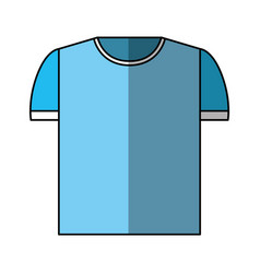 shirt uniform uruguay team vector image