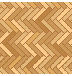 Abstract wooden floor panels seamless pattern vector image