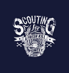 Scouting for a fresh kill vector