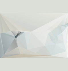 abstract triangle background modern geometric vector image