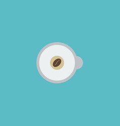 flat icon espresso element of vector image