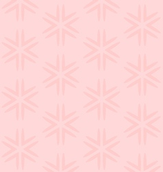 Pink seamless background vector image