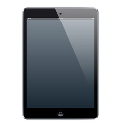 Tablet Mini vector image vector image