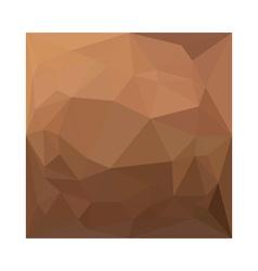 Burlywood Goldenrod Abstract Low Polygon vector