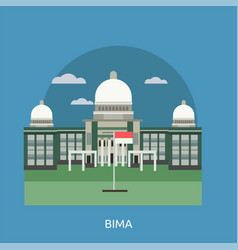Bima conceptual design vector