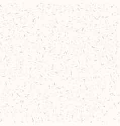 Mulberry washi paper texture background ecru vector