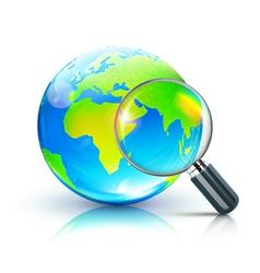 Search concept vector