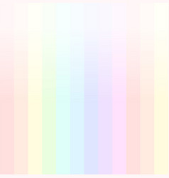 Rainbow background in pastel colours vector