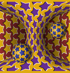 Optical two spheres and hyperboloid vector