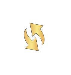 Reload computer symbol vector