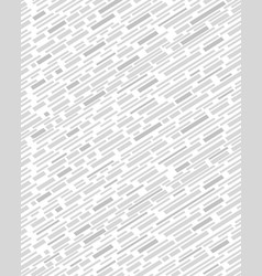 diagonal interrupted lines vector image vector image