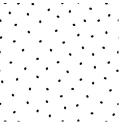 simple seamless pattern repeatable white vector image