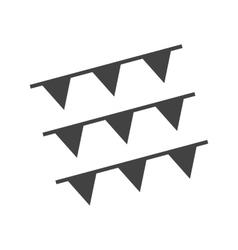 Garlands vector