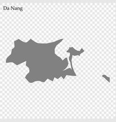 Map province vietnam vector