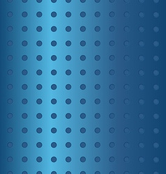 Abstract Seamless Background with Dots vector image vector image