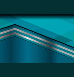 light blue template background vector image vector image