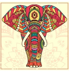 Elephant-Color vector